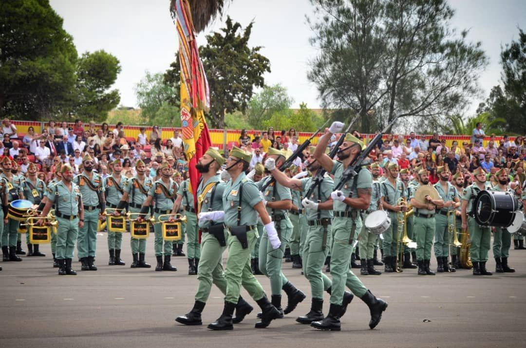 4 049 Mentions J Aime 16 Commentaires La Legión Española Lalegion Es Sur Instagram Será La Más Gloriosa Porq En 2020 La Legion Española España La Legion