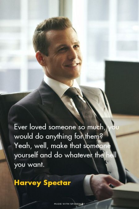 Ever Loved Someone So Much Scorpy Pinterest Quotes Harvey