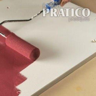 Comment peindre la mélamine? Bricolage, Painting furniture and