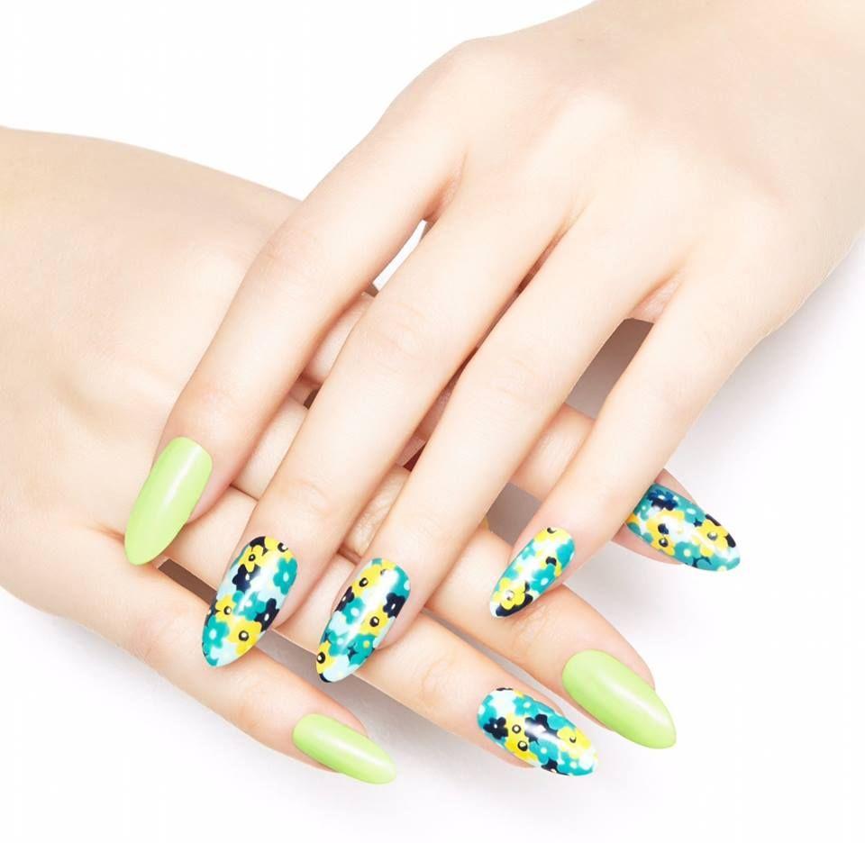 40 Cool Summer Nail Art Design Ideas 2017 | Summer nail art ...
