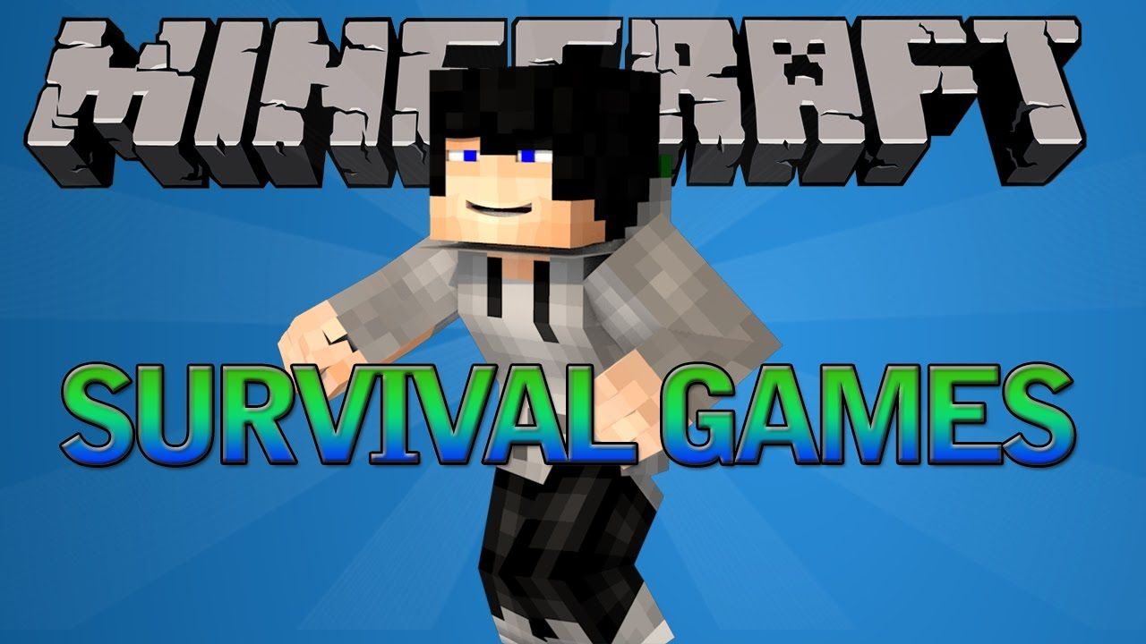 Survival Games Wiin QUE SORTE! GG 4kills