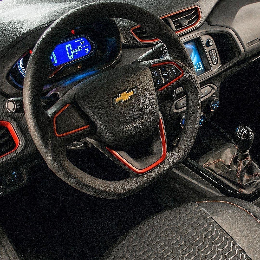 Chevrolet Onix Effect 2018 Lider Absoluto De Vendas Mais Um