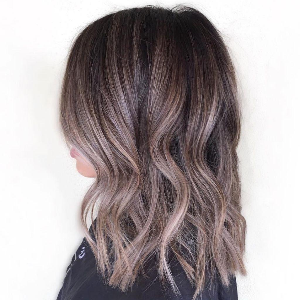 medium ash brown highlights - hairstyles medium hair | ideas
