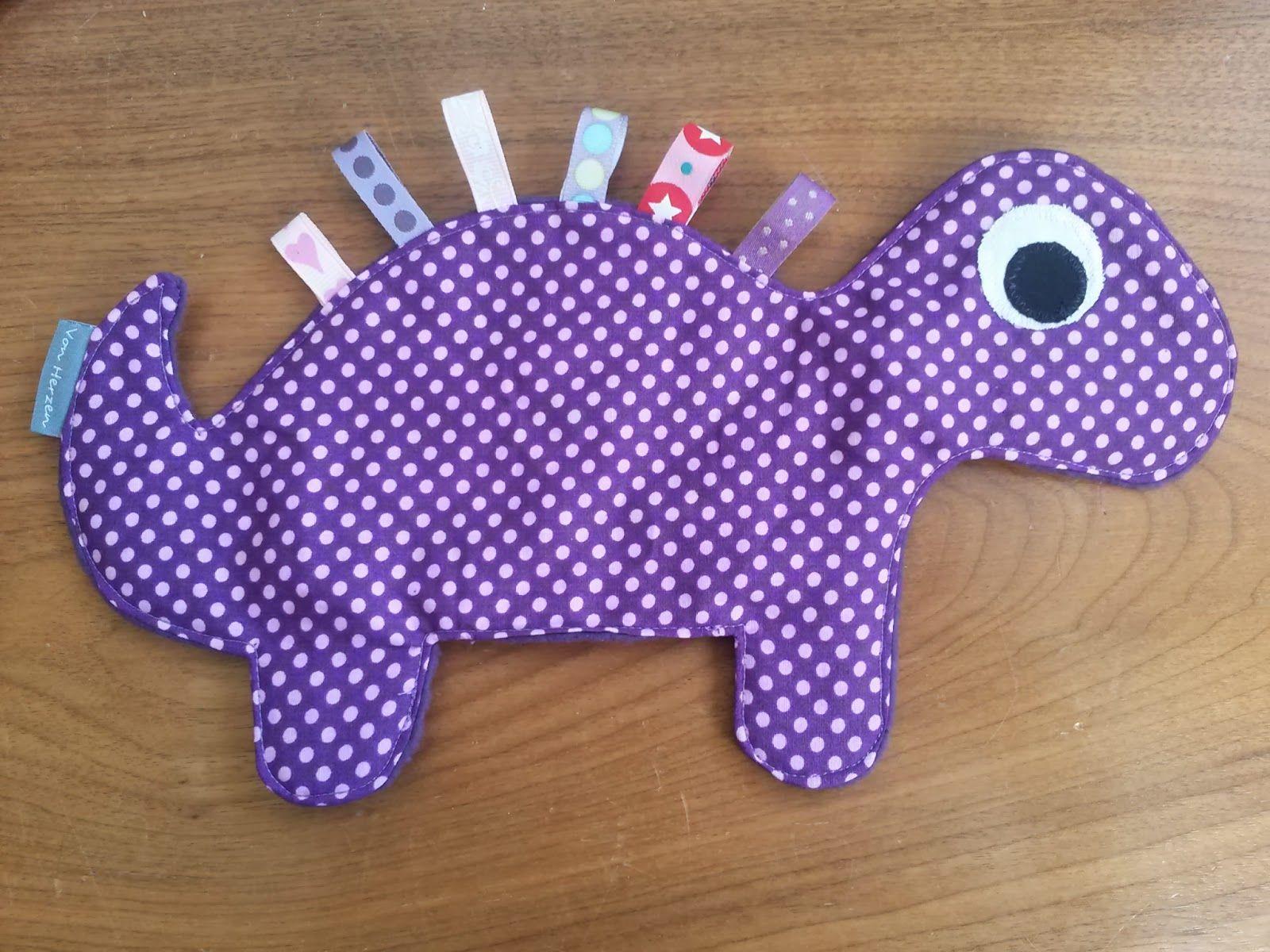 Von Herzen: Knistertuch für die Kleinen genäht... | Baby toys ...