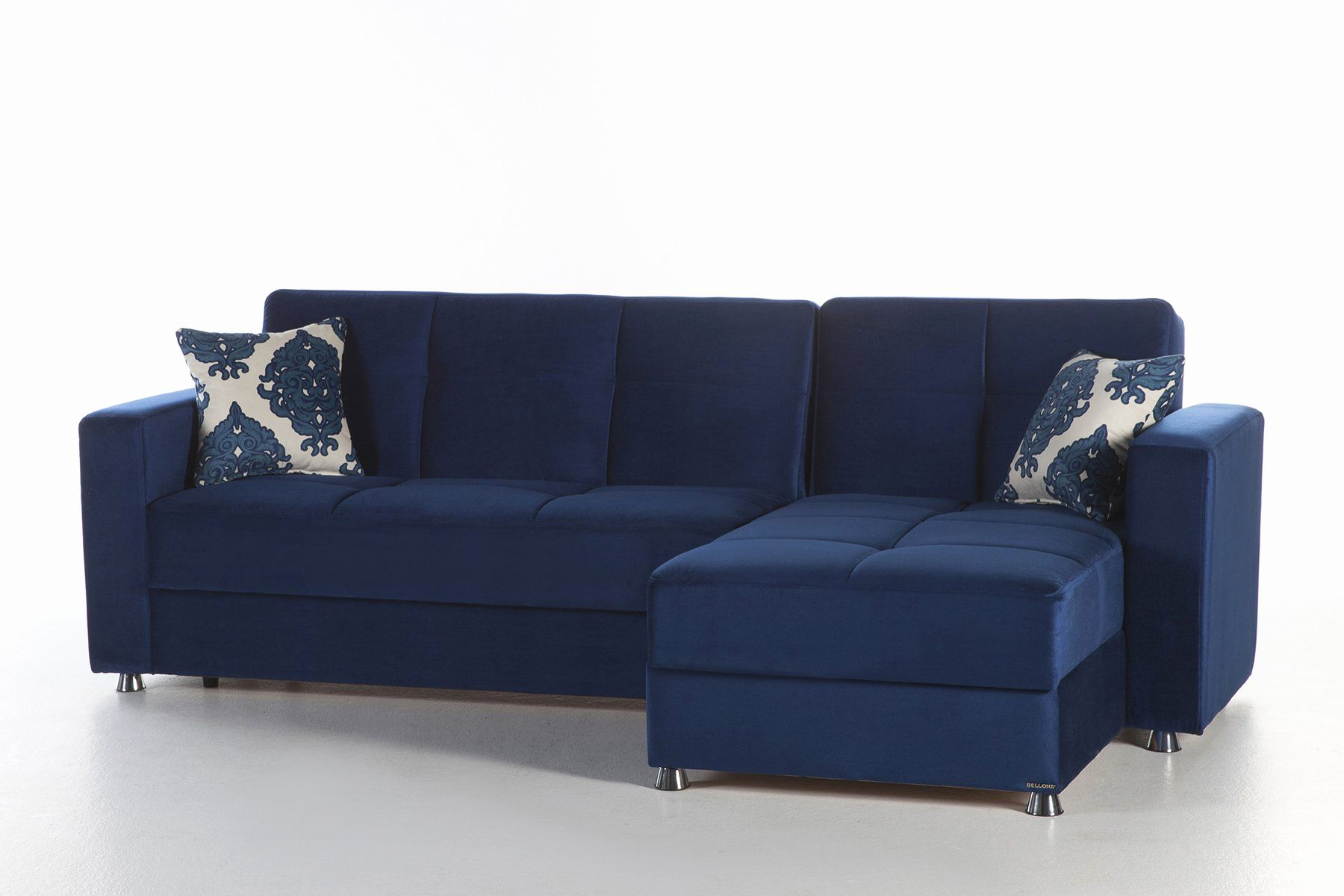 Lovely Sectional Sofa Beds Images New Elegant Roma Navy By Sunset