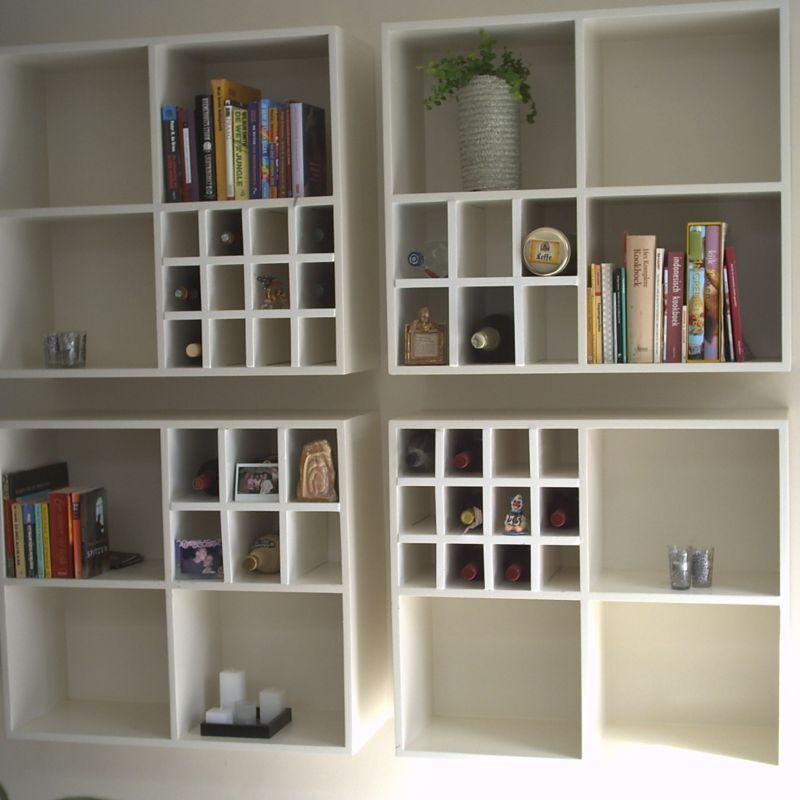 boekenkast spelen met indelingen ikea cd ding moet er weer in deurtje met mooi fotobehang