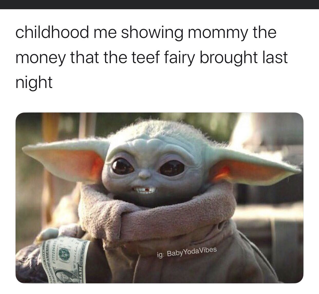 Pin by Jessica Lucas on Baby Yoda in 2020 Yoda funny