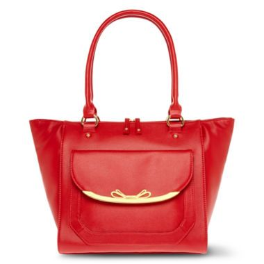 Lulu by Lulu Guinness® Tippy Bow Tote  found at @JCPenney