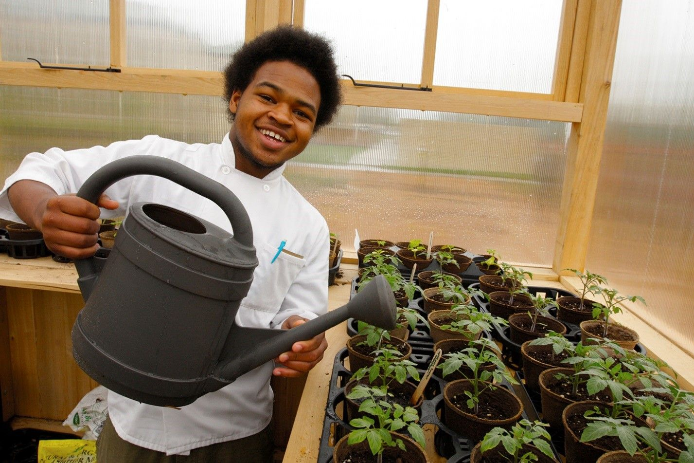 Richmond youth get a holistic employment foundation at St
