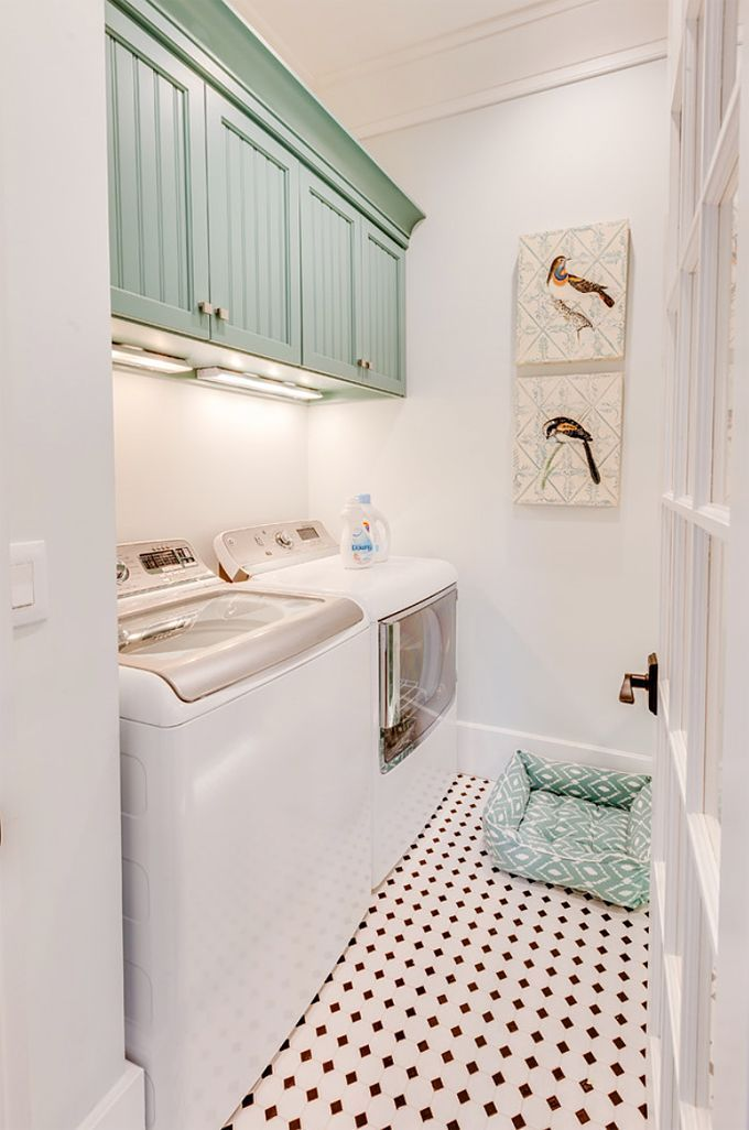 12 Brilliant Ways to Organize a Small Laundry Room On a Budget