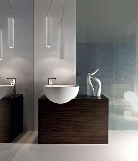 Illuminare un bagno cieco - Lampade dal design moderno  Interiors