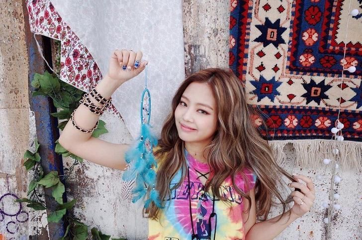 Blackpink Jennie New Hairstyle