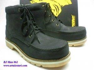 Sepatu Boots Pria Picboy Sepatu Dan Pria
