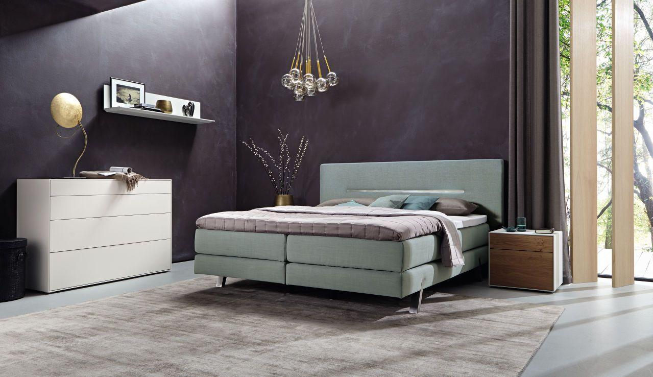 unsere boxspring kollektion my suite home boxspring h lsta huelsta hulsta schlafzimmer. Black Bedroom Furniture Sets. Home Design Ideas