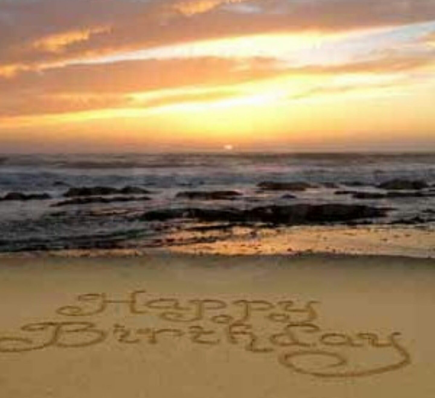 Pin By Vickie Conover On Beach Birthday Wishes With Images