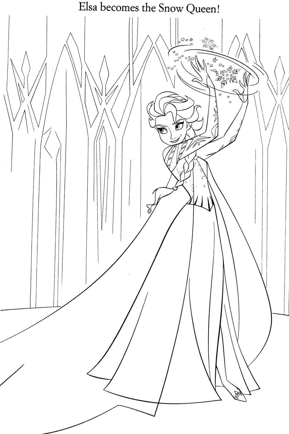 Pin By Nadine Huber On Frozen Frozen Coloring Pages Frozen Coloring Elsa Coloring Pages