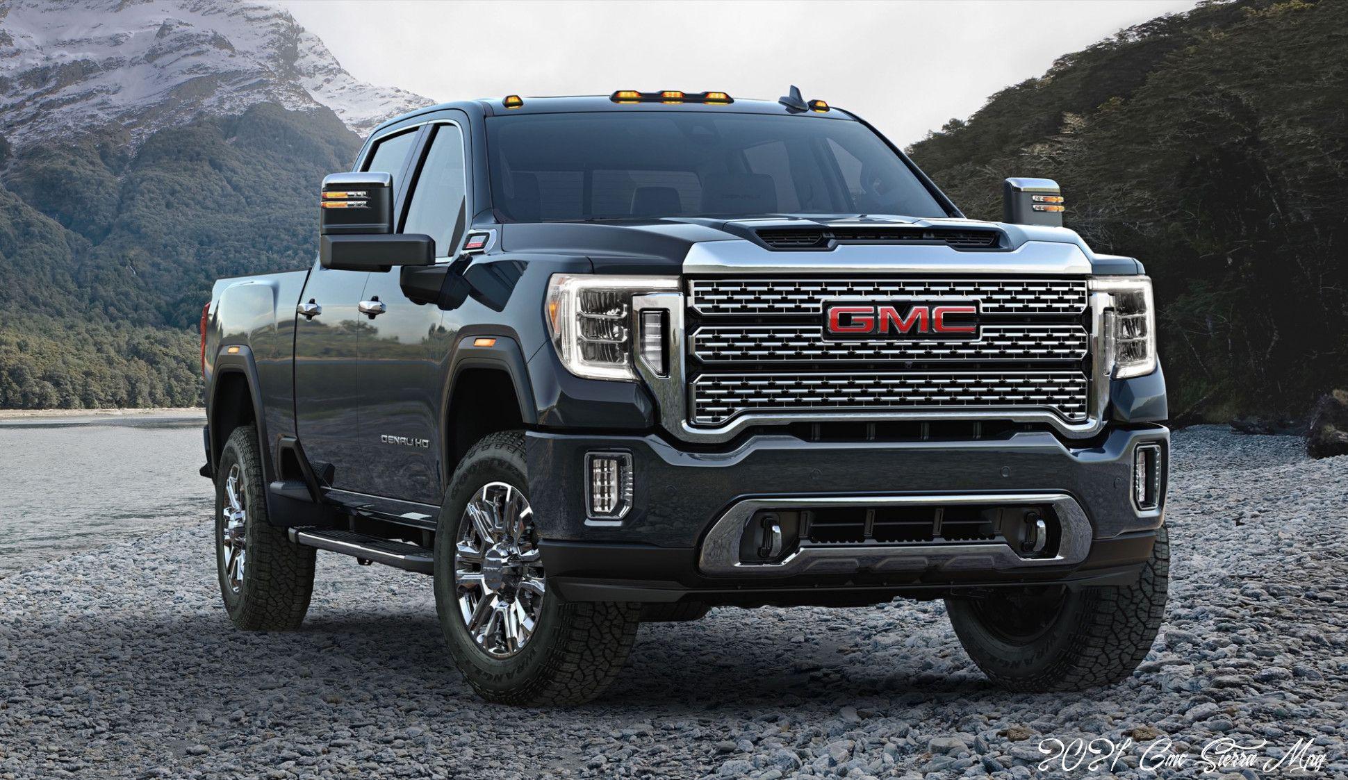 2021 Gmc Sierra Mpg Ratings In 2020 Gmc Denali Gmc Sierra Gmc Pickup
