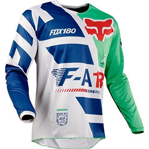 Fox Racing 180 Sayak Kids Off-Road Motorcycle Jerseys