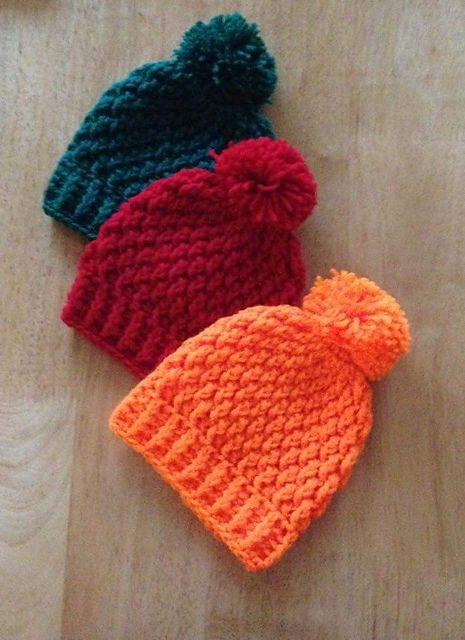 Ravelry Harris Preemie Hat Pattern By Michelle Stalker Crochet