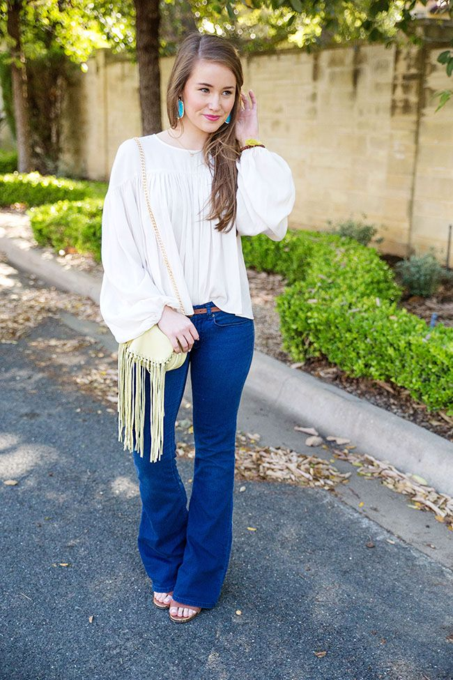 bell bottom jeans, fringe bag, fringe crossbody, fringe purse ...