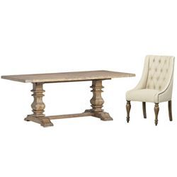 Avondale Trestle Table - 78in