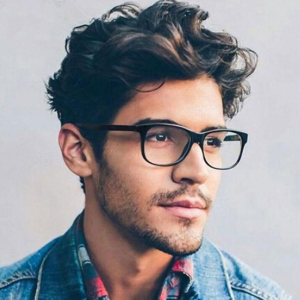Photo of Brillen Brillenfassungen für Männer Frauen Computer Myopia Optische Rahmen Vintage Brillen