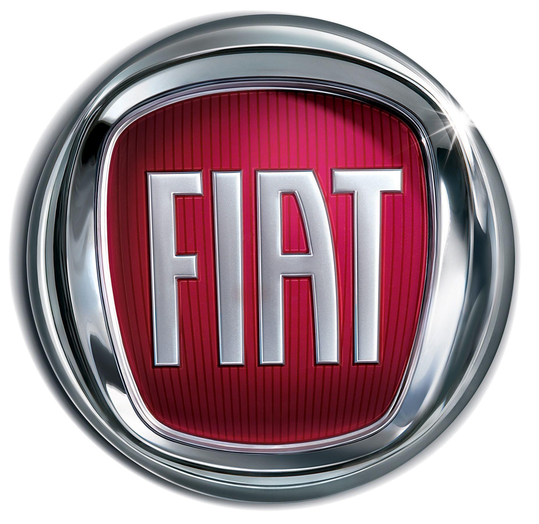 Car Logos, Fiat 500 E Fiat