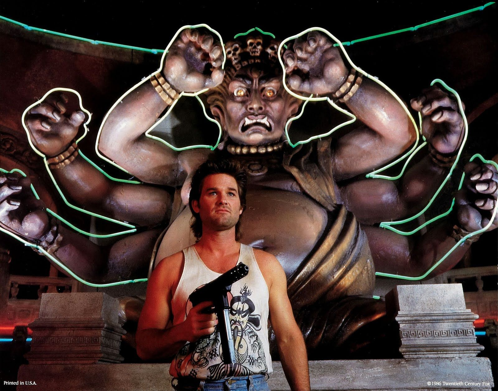 Big Trouble in Little China""