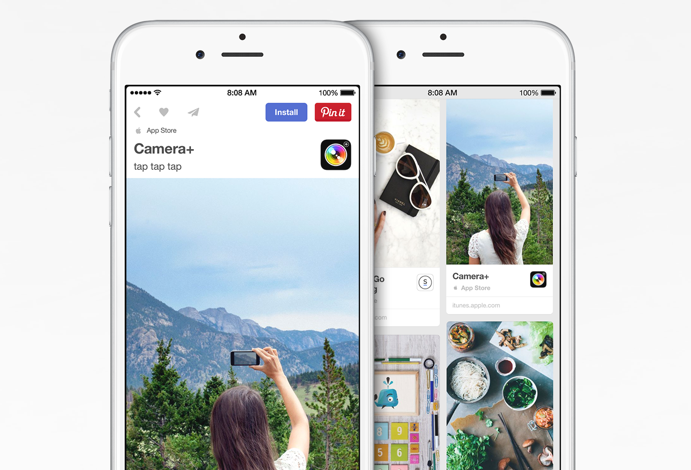 Apple and Pinterest Join Forces to Help You Discover New