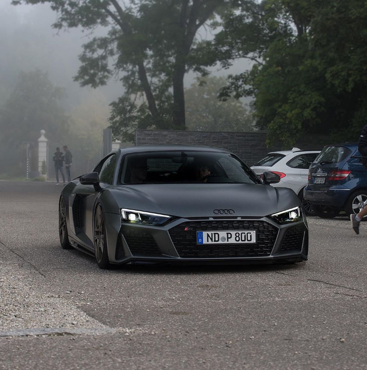Rate This Audi R8 1 to 100