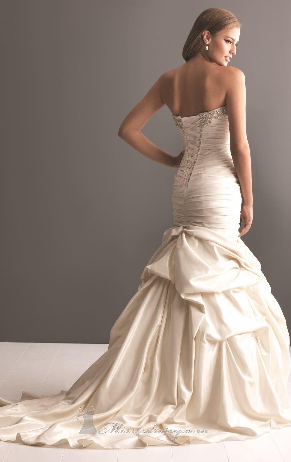 Allure 2601 by Allure Bridals Romance