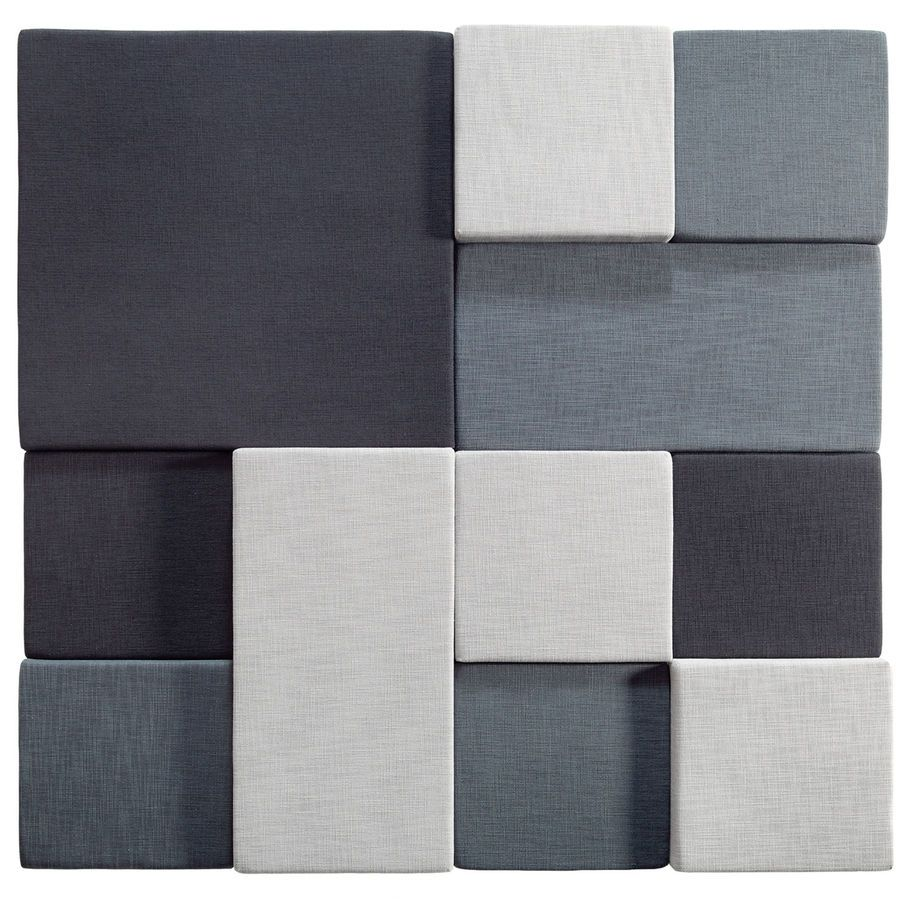 sound absorption wall panel (coloured) FREQUENCY WALL
