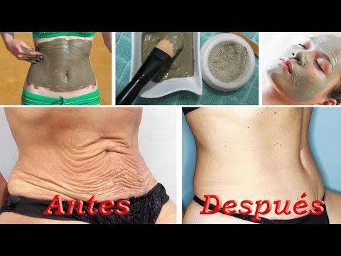 Eliminarás la flacidez de tu abdomen y piel en solo 7 días