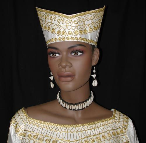 d93893c42aa Africa Hats- Open Crown or Hat for