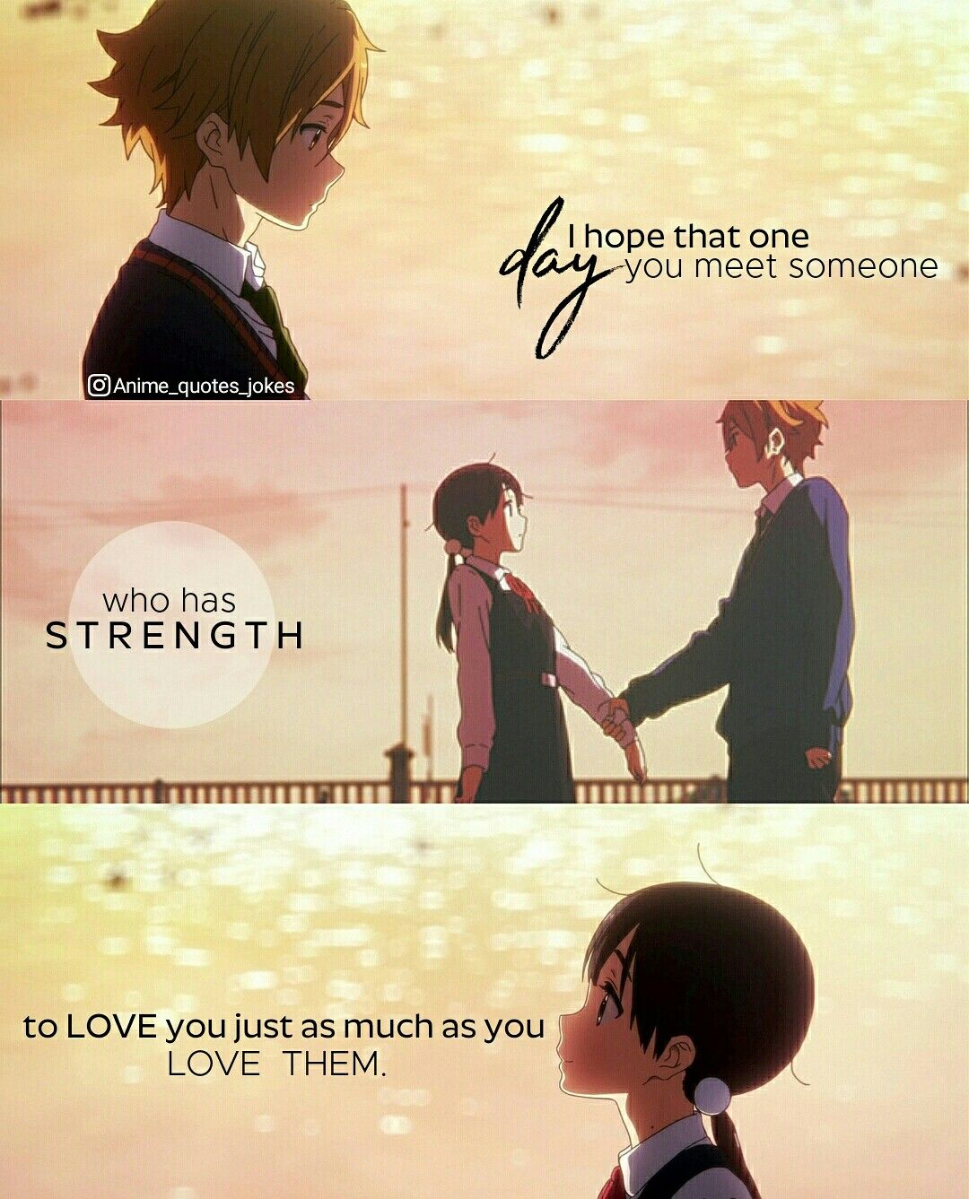 Quotes Love Story Anime