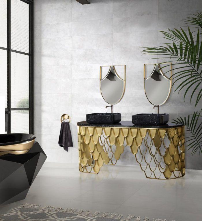 Bathroom Design Trends for 2021 I TRENDBOOK Design ...