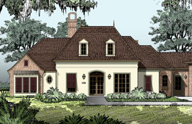 French Country House Plans Louisiana Bing Images French Country House Plans French House French Country House
