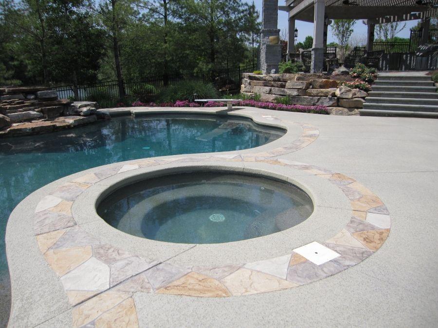 Pin By Cindy Deforest On Pool Pool Deck Concrete Pool Deck Resurfacing