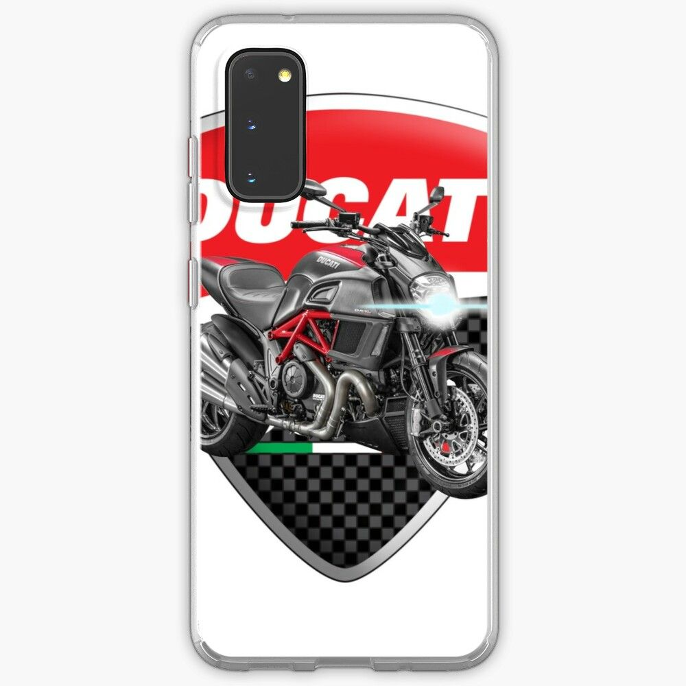Ducati speed caseskin for samsung galaxy by shdesigner