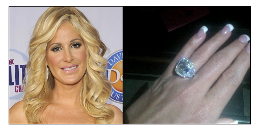 Kim Zolciak Engagement Ring We Have Another Kim To Talk About Today U2013 The  Newly Engaged
