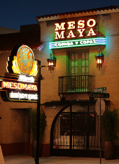 Meso Maya Fancy Ish Mexican Restaurant In Downtown Dallas