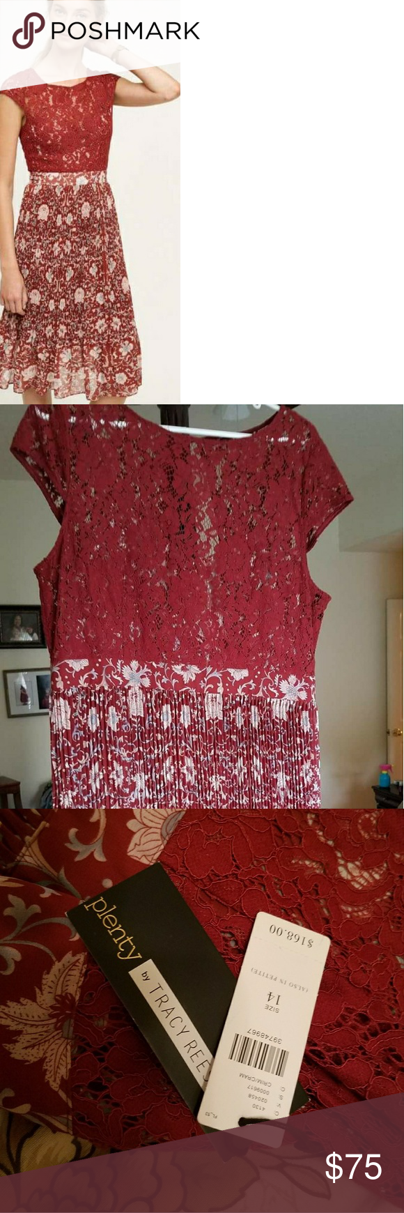 a287b0dc252f Tracy Reese Arcadia dress NWT | My Posh Picks