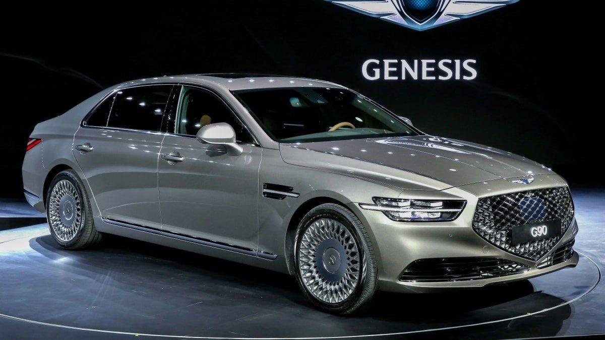 What Will The 2020 Hyundai Genesis Be Released Hyundai Genesis Hyundai Concept Car Design
