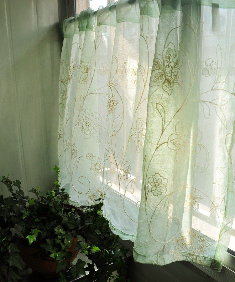Cheap Curtains On Sale At Bargain Price Buy Quality Curtain Factory Embroidery Work