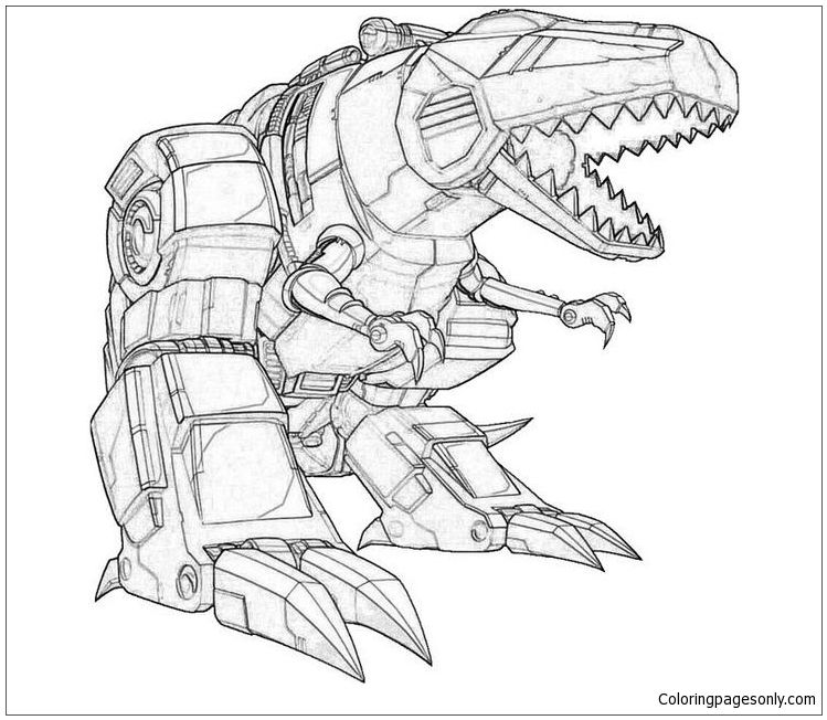 Sound Wave Transformer Coloring Page Coloringpagesonly Pages