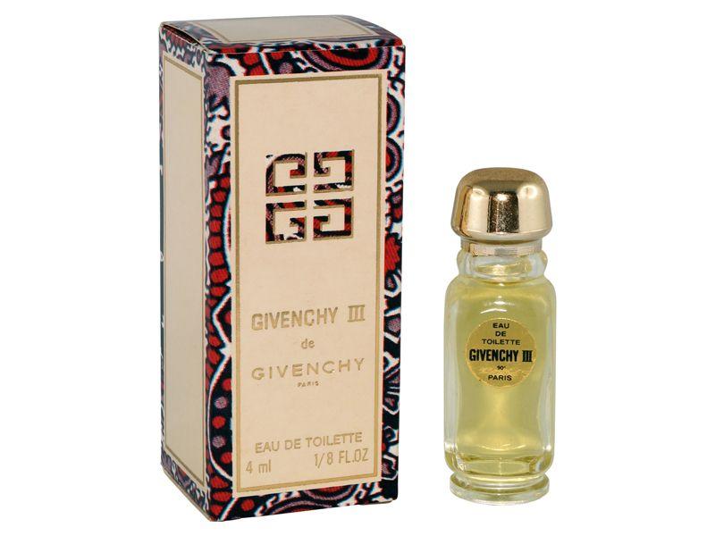 4mlPerfume De Miniature Toilette Iiieau Givenchy 7bf6yg