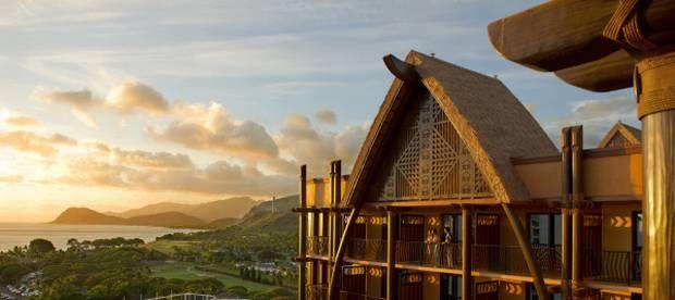 Disney's Hawaii resort