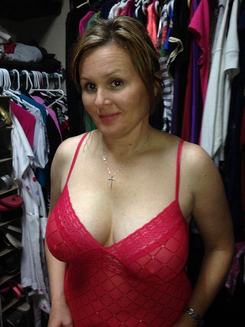 amateur mature chubby wife