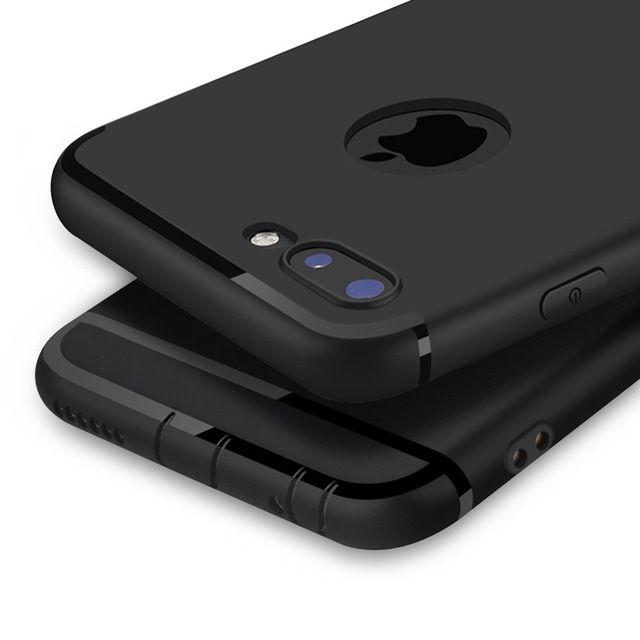 coque iphone 7 plus silicone mate