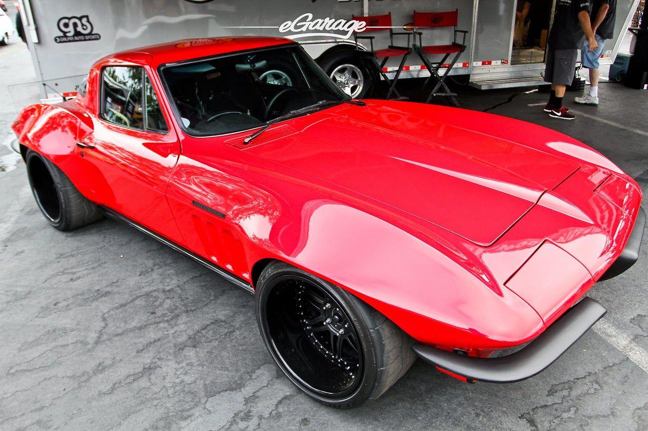 Ruote rugginose 1965 brian hobaugh s chevrolet corvette c2 built by wilwood